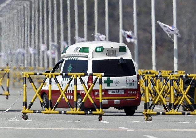 Ambulancia surcoreana