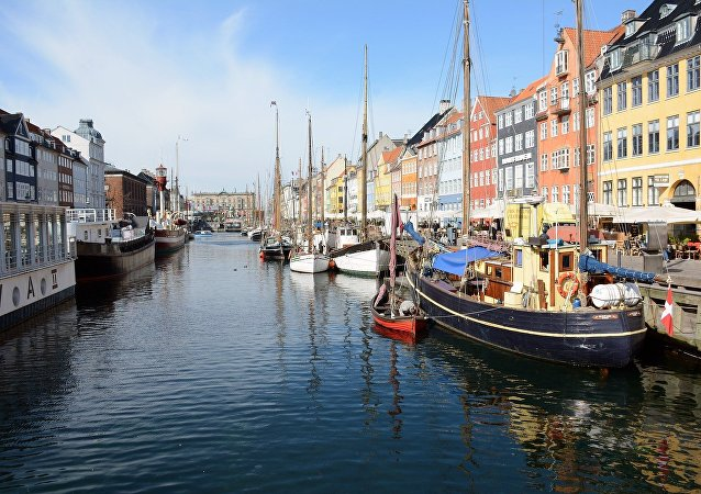 Copenhague, la capital de Dinamarca
