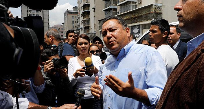 Presos políticos tomaron El Helicoide en protesta