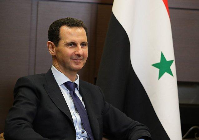 Bashar Asad, el presidente de Siria (archivo)
