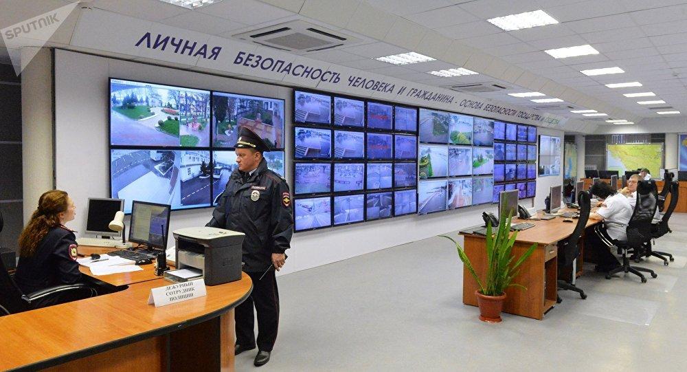 Un puesto de seguridad en la ciudad sureña rusa de Gelendzhik (imagen referencial)
