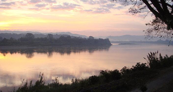 El Mekong atraviesa gran parte de Asia y de él dependen millones de personas.