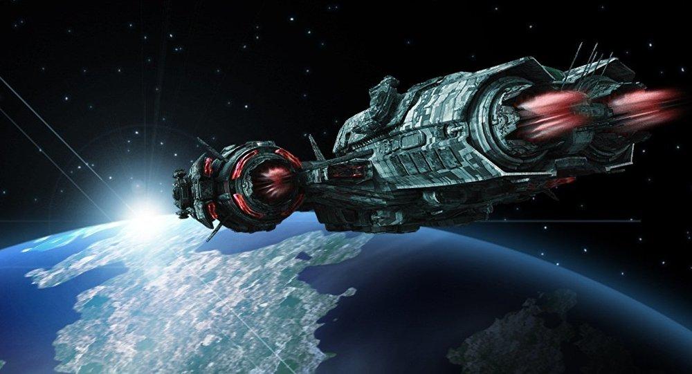 Resultado de imagen de Expedición espacial tripulada hacia otros mundos