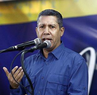 Henri Falcón, candidato opositor venezolano