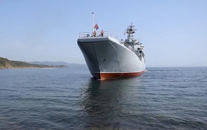 La Flota rusa del océano más grande del mundo cumple 287 años