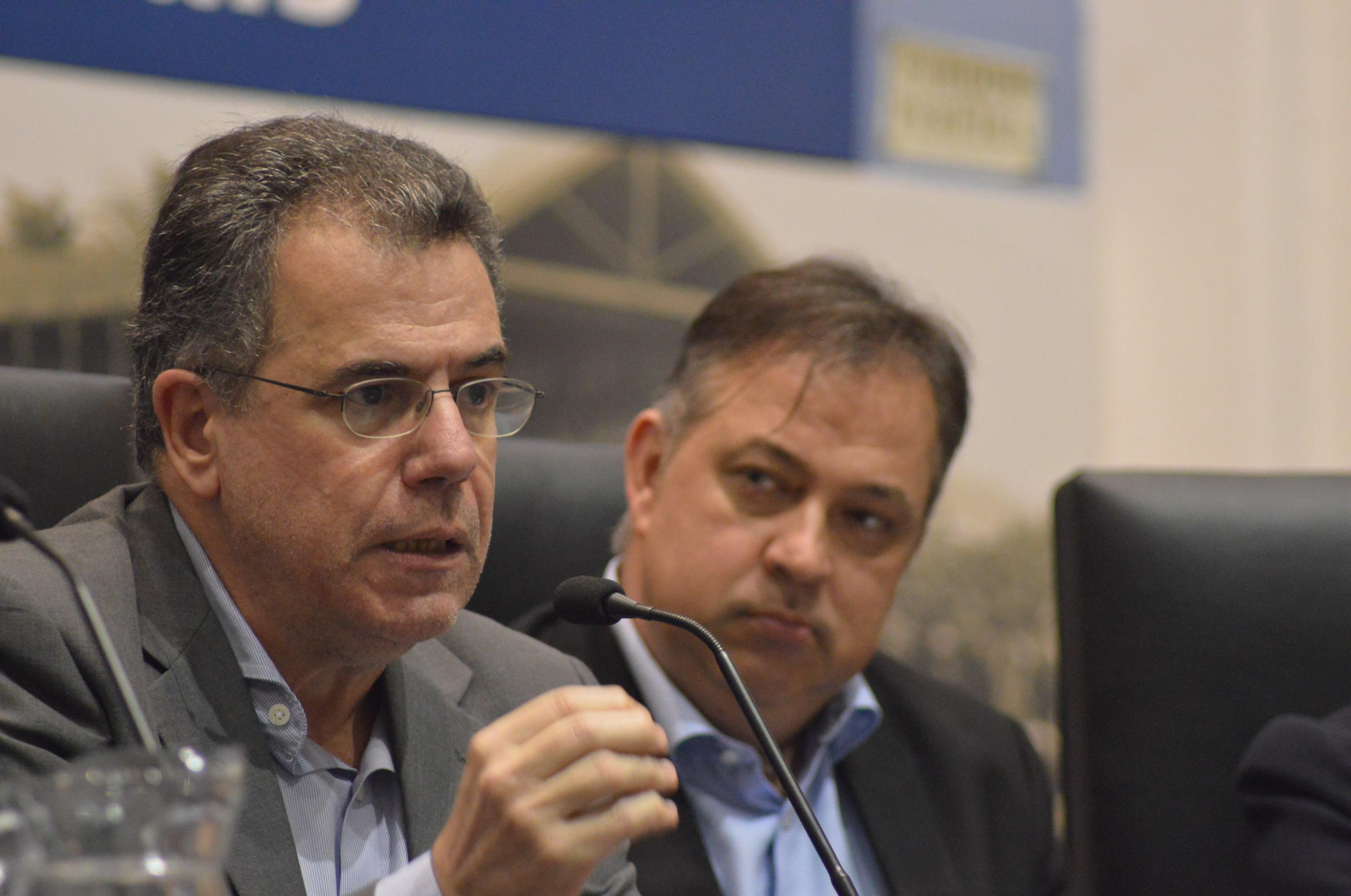 Gerardo Caetano, en la presentación del libro Uruguay en los Mundiales