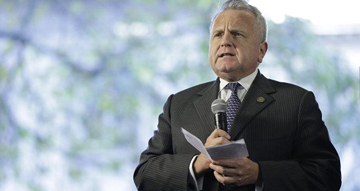 John Sullivan, subsecretario de Estado de EEUU