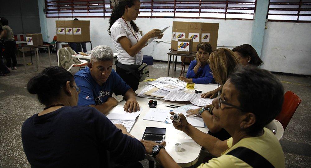Elecciones presidenciales en Venezuela
