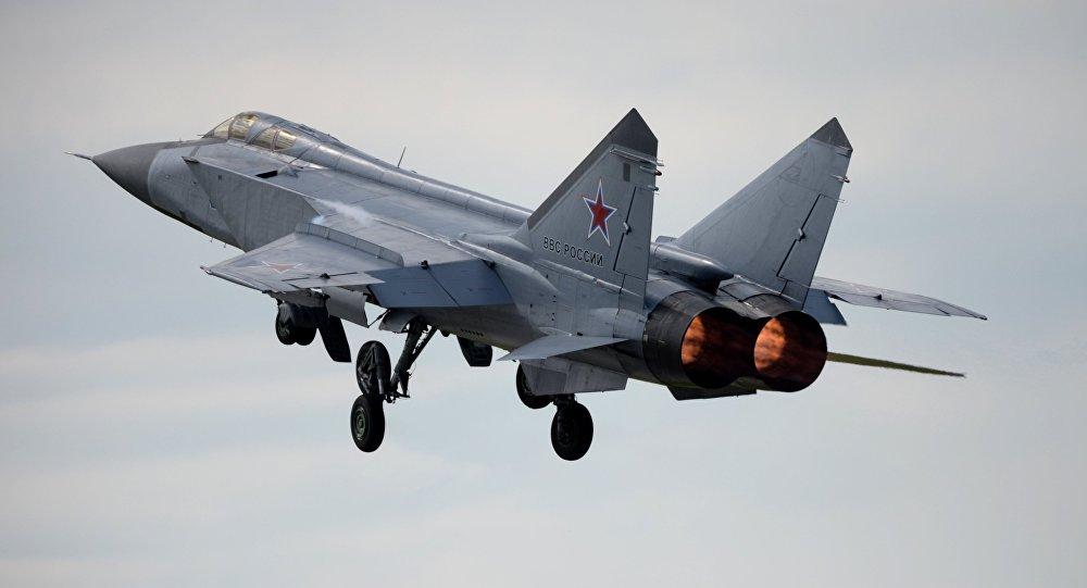 Un MiG-31
