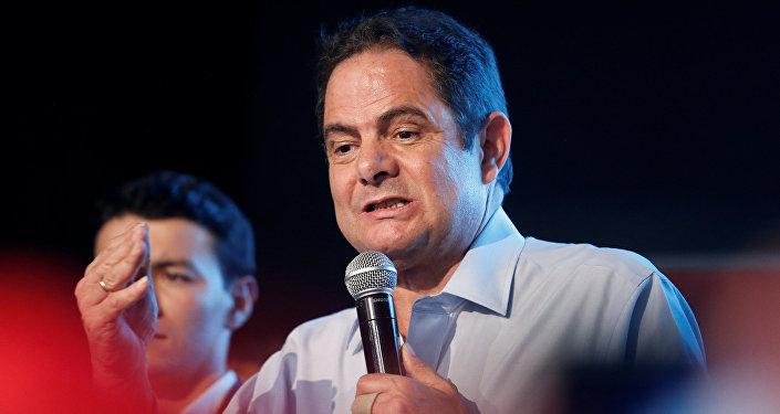 Germán Vargas Lleras, candidato presidencial de Colombia