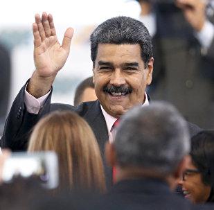 Nicolás Maduro, presidente reelecto de Venezuela