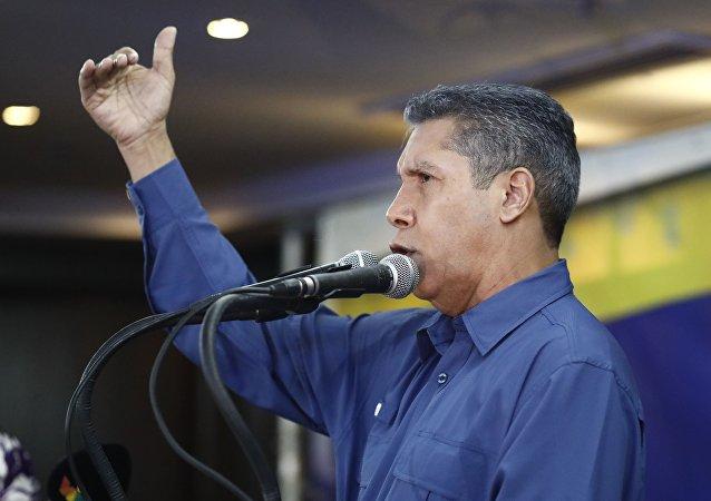 Henri Falcón, excandidato opositor venezolano