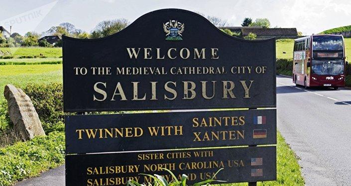 Salisbury, la ciudad británica donde fueron envenenados los Skripal