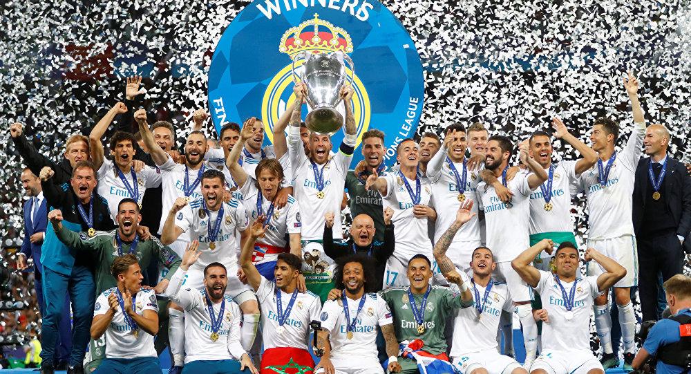 El Real Madrid Gana La Champions League 2018 Sputnik Mundo