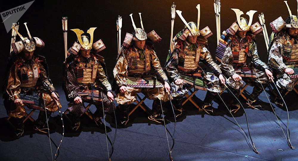 La ceremonia inaugural del Año Dual Rusia-Japón en el Teatro Bolshói