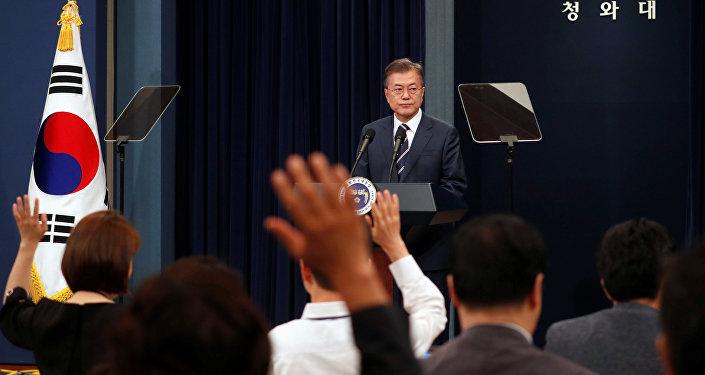 A contrareloj, Trump avanza con reuniones con Corea del Norte
