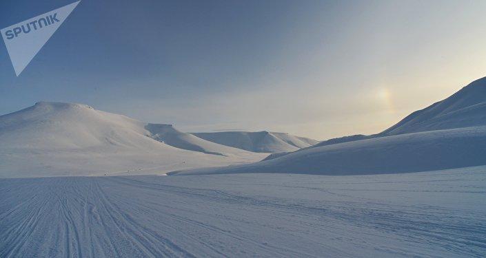 El Ártico (imagen ilustrativa)