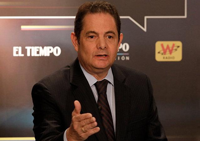 Germán Vargas Lleras, candidato a la presidencia de Colombia