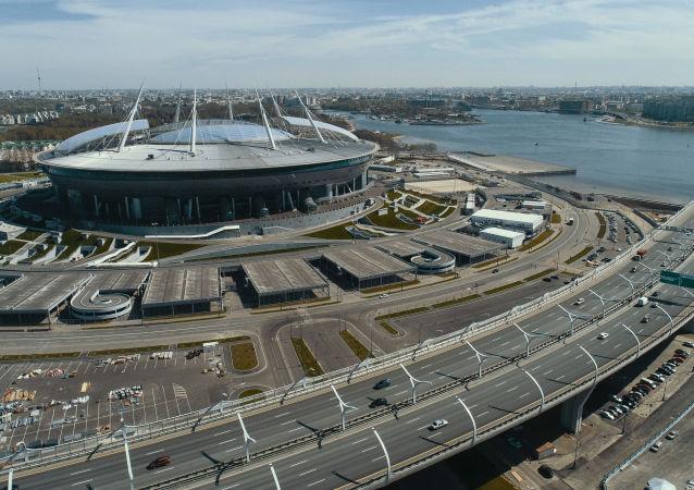 Un paseo por las sedes del Mundial de Rusia: San Petersburgo