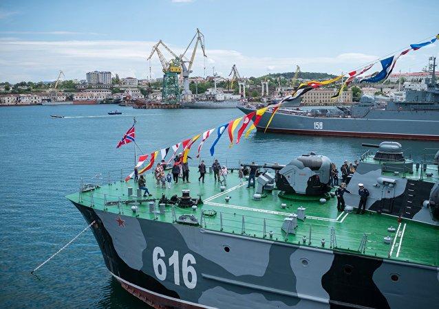 Naves militares de la Flota del mar Negro
