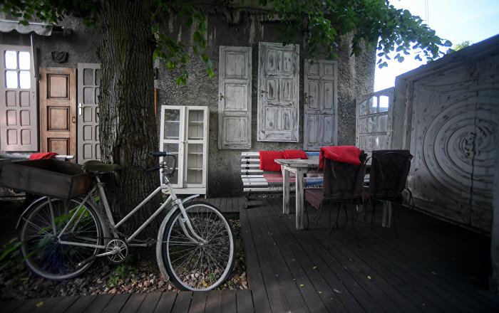 Restaurante Chaikovski en Kaliningrado