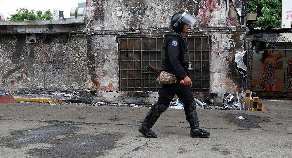 Policía de Nicaragua