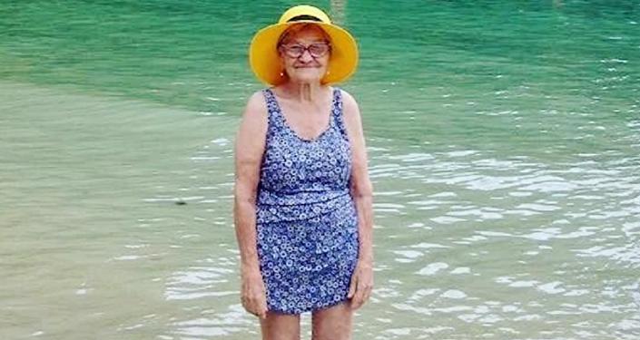 ¡La vida empieza después de los 90!: esta abuelita viajera no te dejará indiferente