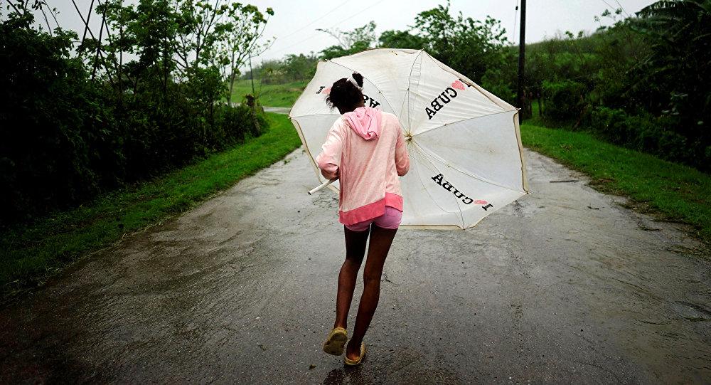 Tormenta subtropical Alberto en Cuba