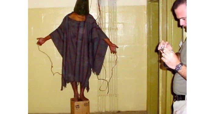 Foto de Abu Ghraib