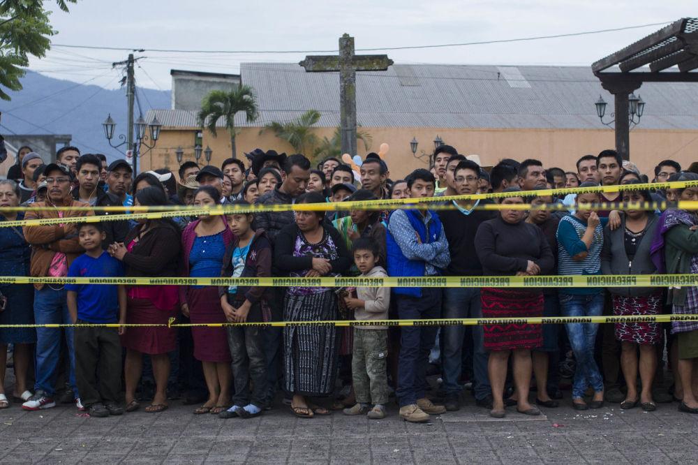 Cómo quedó Guatemala tras la erupción del volcán de Fuego