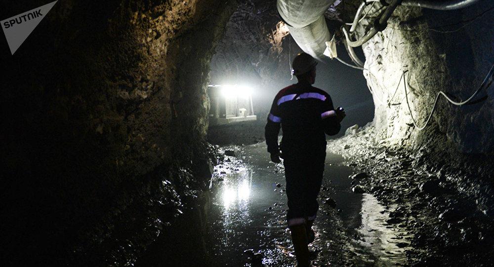 Un minero