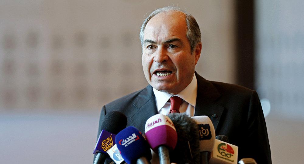 Ex primer ministro jordano, Hani Mulki