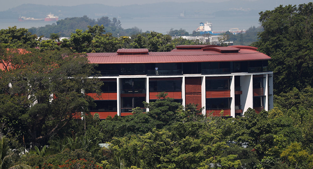 El hotel Capella de la isla Sentosa, Singapur