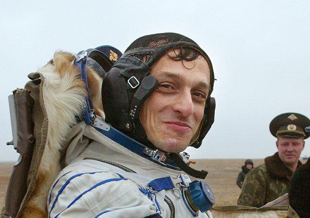 Pedro Duque, astronauta español
