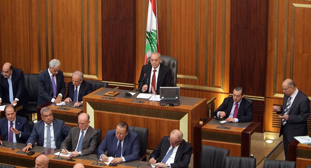 Nabih Berri, el presidente del Parlamento libanés