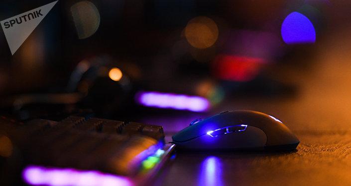 Ratón de ordenador, imágen referencial