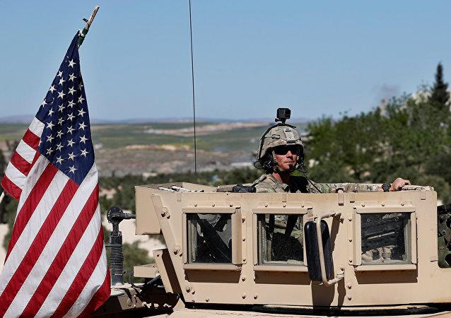 Militares de EEUU en Siria