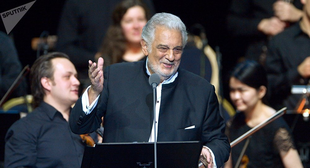 Plácido Domingo, tenor