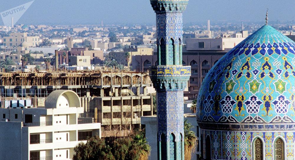 Bagdad, la capital de Irak