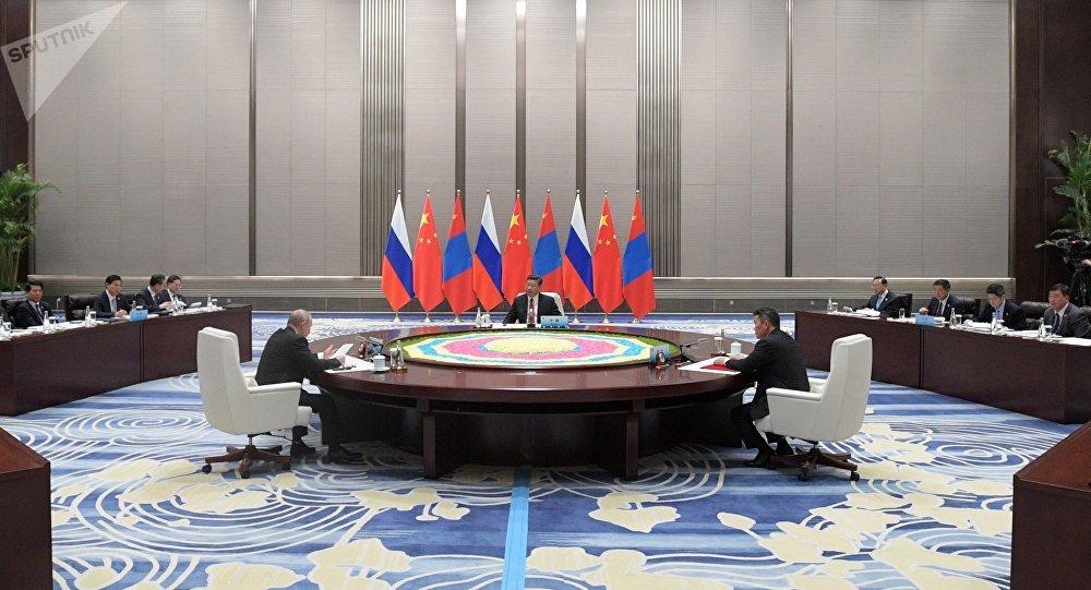 La cumbre de la OCS