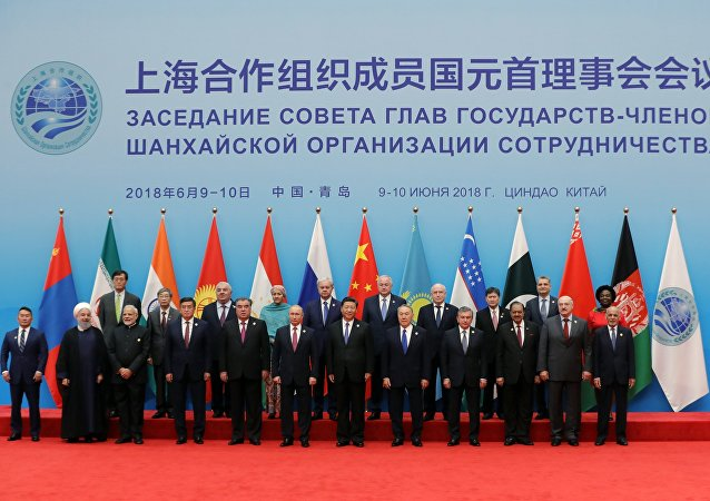 La cumbre de la OCS (archivo)