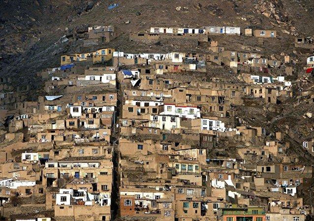 Viviendas en Afganistán (imagen referencial)