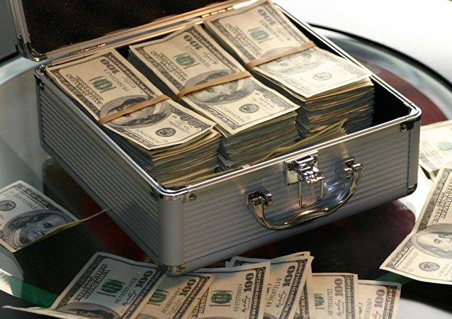Dólares de EEUU (imagen referencial)