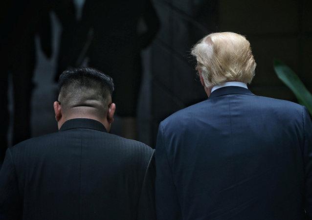 La histórica cumbre entre Trump y Kim