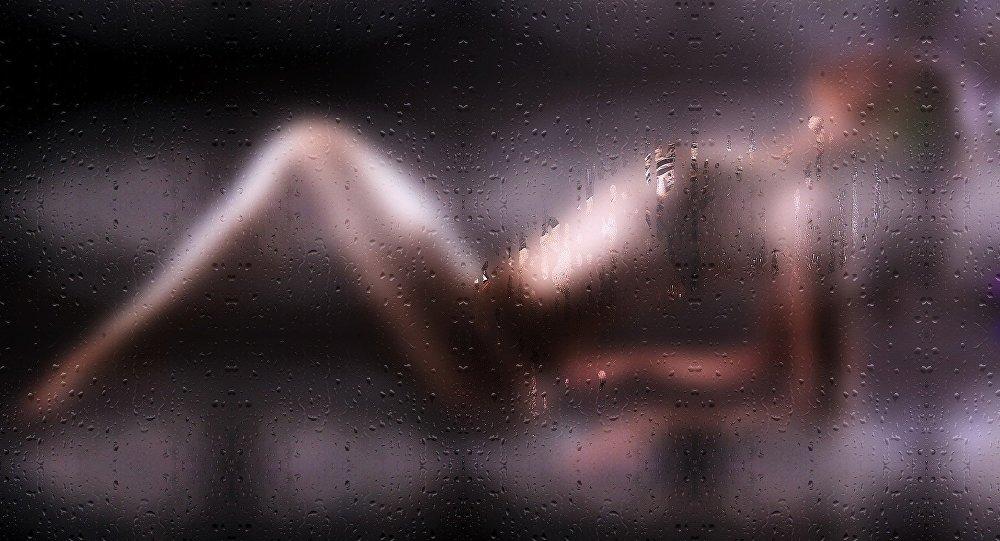 Silueta de una mujer (ilustración)