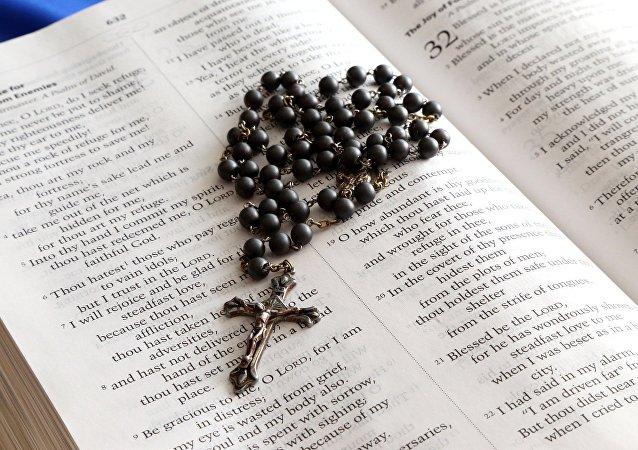Rosario y la Biblia