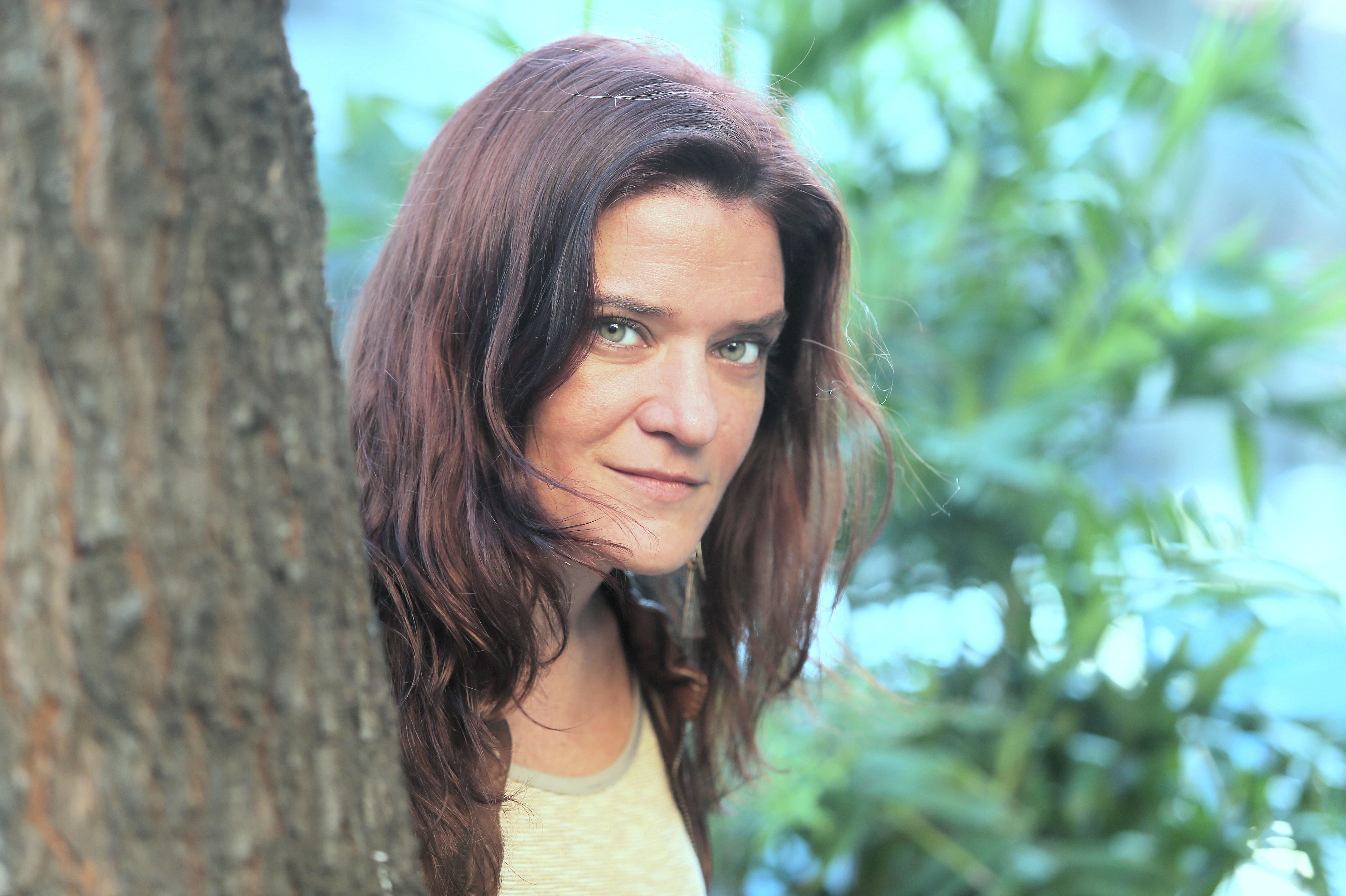 Florencia Abbate, escritora argentina a favor del aborto legal, seguro y gratuito.
