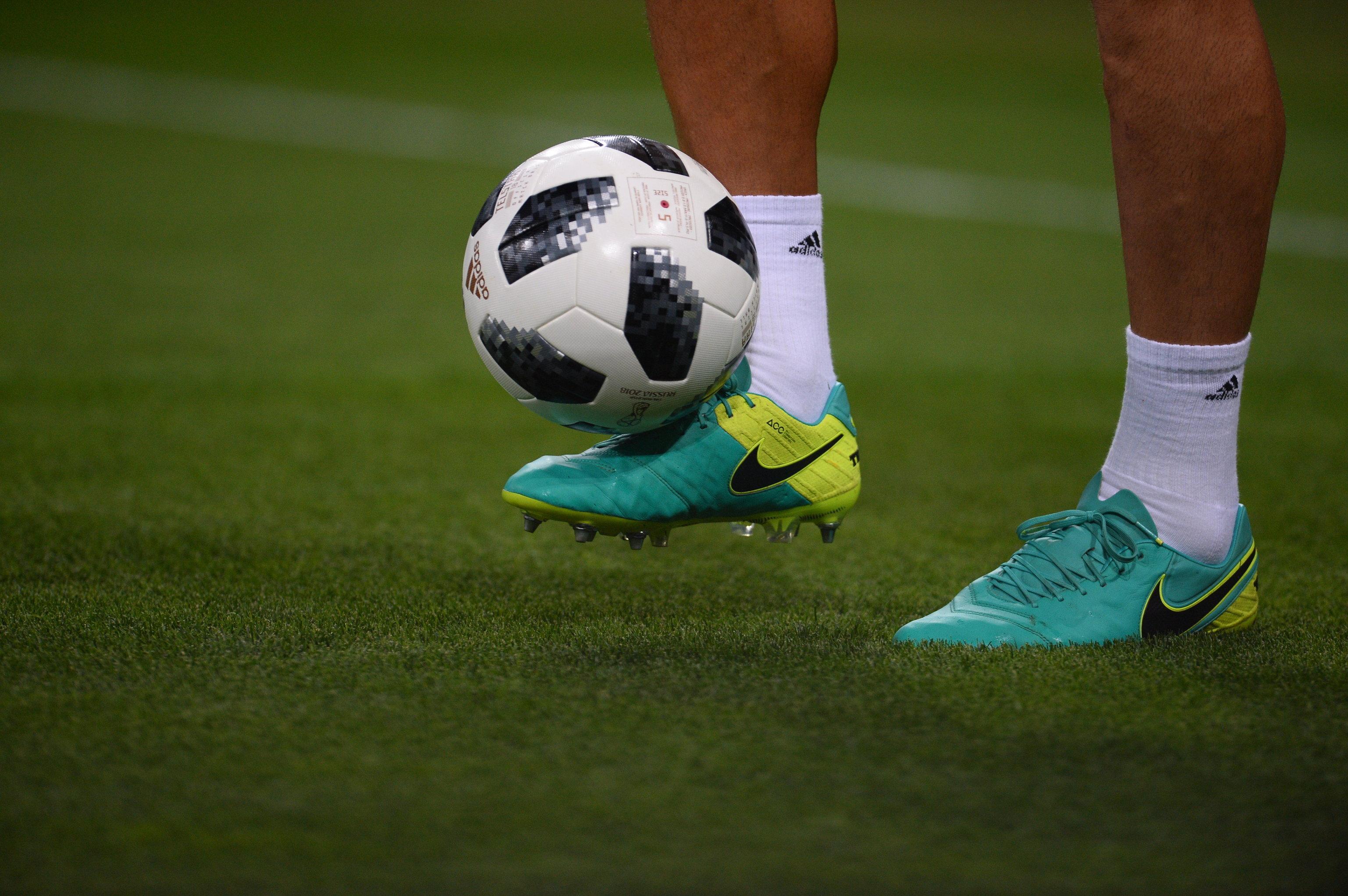 Telstar, la pelota oficial del Mundial de Rusia 2018