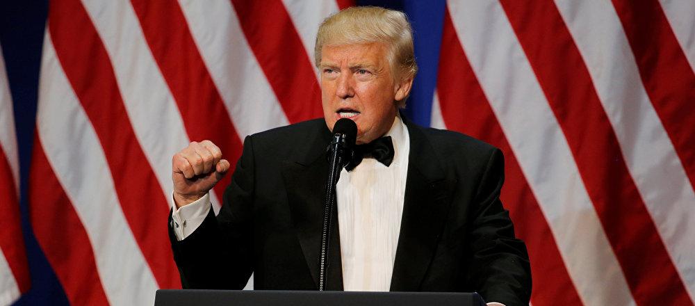 El presidente de EEUU, Donald Trump (archivo)