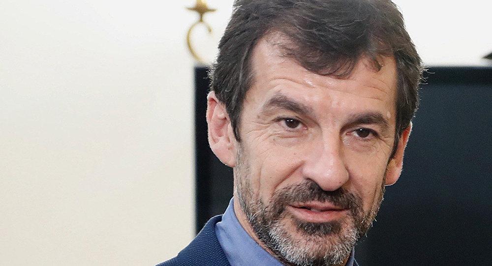 Ferran López, jefe de los Mossos d'Esquadra (Policía catalana)